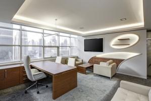 Remontowanie mieszkania – pokój gościnny